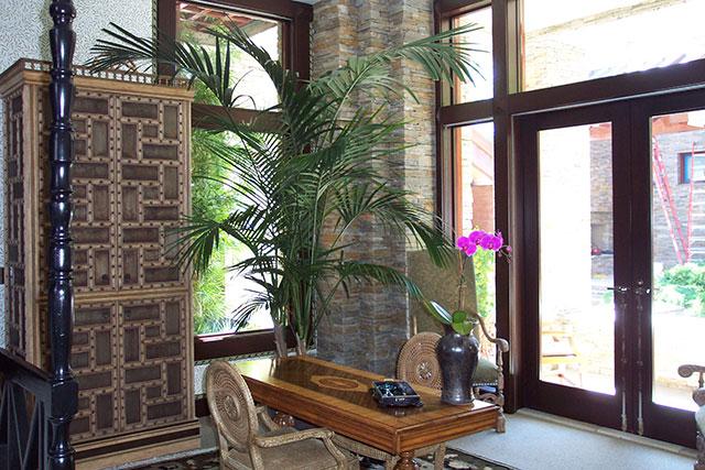 Residential Interior Landscape Las Vegas